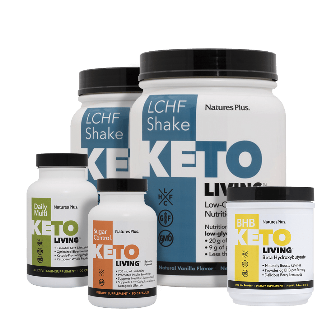 KetoLiving Vanilla Lovers Stack