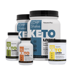 KetoLiving™ Vanilla Lovers Stack