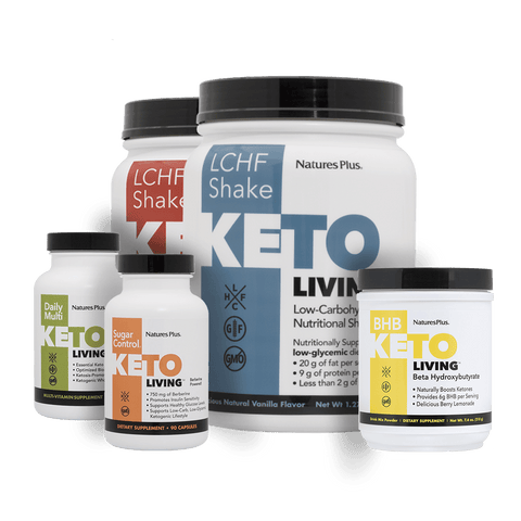 KetoLiving™ Swirl Lovers Stack