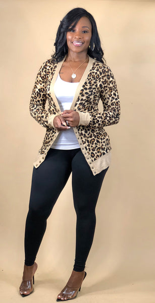 Tori Legging Set (Leopard)