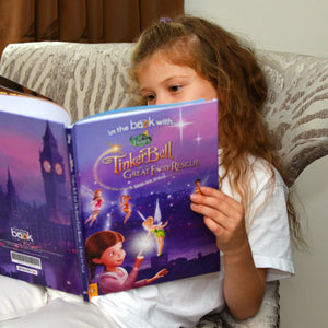 Personalised Disney Fairies Story Book - MyCustomGiftsUK - Best Customized Products