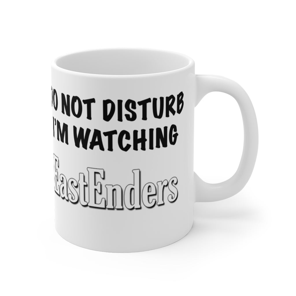 Do Not Disturb EastEnders Mug 11oz