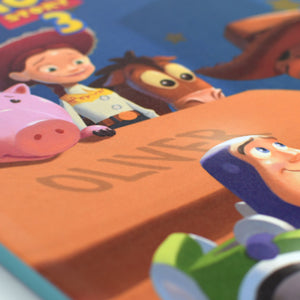 Personalised Disney Toy Story 3 Story Book - MyCustomGiftsUK - Best Customized Products