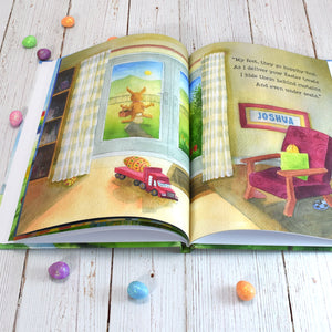 The Easter Bunny Personalised Story Book - MyCustomGiftsUK - Best Customized Products