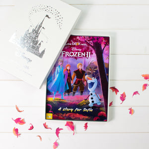 Personalised Frozen 2 Book - MyCustomGiftsUK - Best Customized Products