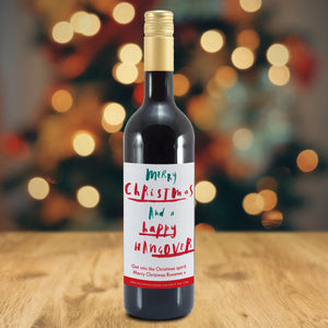 HotchPotch Happy Hangover Mulled Wine - MyCustomGiftsUK - Best Customized Products