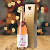 HotchPotch Let's Neck-o The Christmas Sparkling Rosé - MyCustomGiftsUK - Best Customized Products