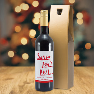 HotchPotch Santa Mulled Wine - MyCustomGiftsUK - Best Customized Products