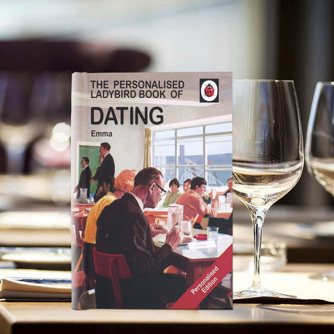 Dating: A Ladybird Personalised Book - MyCustomGiftsUK - Best Customized Products