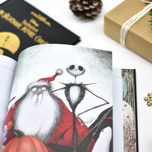 Personalised Nightmare before Christmas Story Book - MyCustomGiftsUK - Best Customized Products