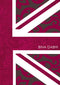 Pink Union Jack Notebook - MyCustomGiftsUK - Best Customized Products