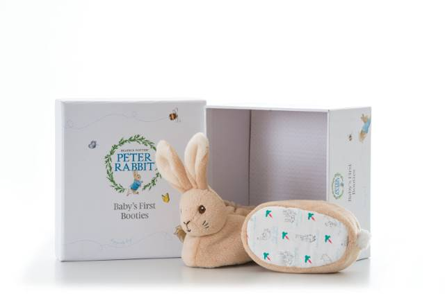 Peter Rabbit Booties - MyCustomGiftsUK - Best Customized Products