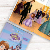 Personalised Disney Jr Sofia the First Story Book - MyCustomGiftsUK - Best Customized Products