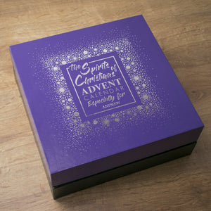 Personalised Mixed Spirits Advent Box - MyCustomGiftsUK - Best Customized Products