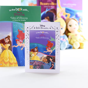 Disney Little Favourites Princess tales of Bravery - MyCustomGiftsUK - Best Customized Products