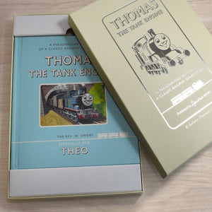 Personalised Thomas the Tank Engine First Edition Book - MyCustomGiftsUK - Best Customized Products