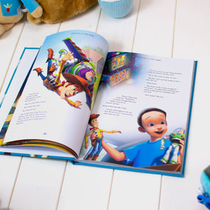 Toy Story Collection Book - MyCustomGiftsUK - Best Customized Products