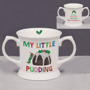 Very Hungry Caterpillar My Little Pudding Loving Cup - MyCustomGiftsUK - Best Customized Products