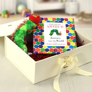 Very Special You Hungry Caterpillar Personalised Book and Plush Toy Giftset - MyCustomGiftsUK - Best Customized Products