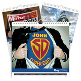Best Dad Calendar - MyCustomGiftsUK - Best Customized Products