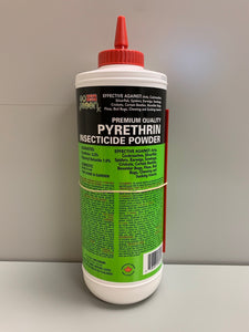 Go Green Premium Quality Pyrethrin Insecticide Powder