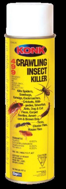 Konk Crawling Insect Killer