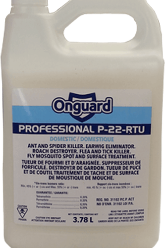 Onguard P-22 Ready To Use Residual Household Insect Spray