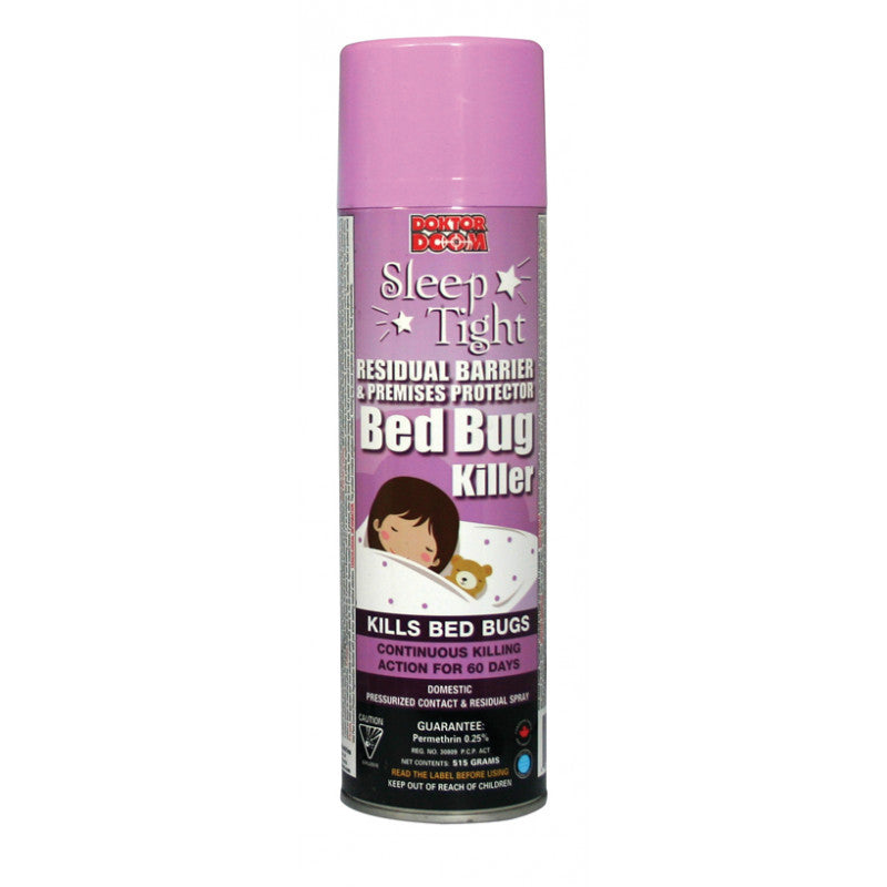 Doktor Doom - Sleep Tight Residual Bed Bug Killer Spray