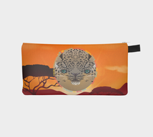 Animal Printed Pencil Case for Children