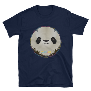 Giant Panda Print T-Shirt (Unisex) Endangered Animal