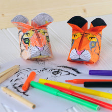 Endangered Species Origami Craft Kit