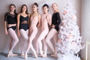 Ballerina Couture leotards Holiday 2019 Dance Fashion