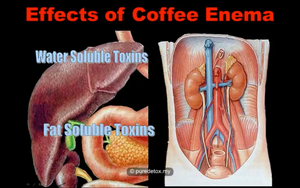 What is coffee enema (video)
