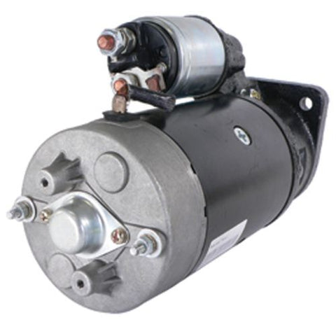 One 100-8224 12 Volt Starter Motor Gp Fits - TH62 TH63 TH82 TH83 1008224