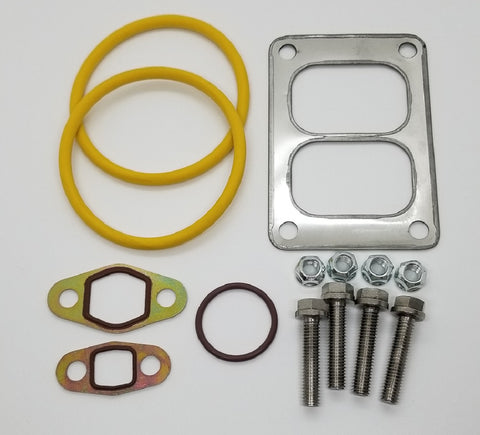 Gasket Kit Turbo Mounting For Caterpillar C15 6NZ 3406E 2WS CAT 1S4295 5H7704