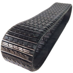 One Rubber Track Fits ASV ST50 Straight Bar Tread 15X4X42 0702-441