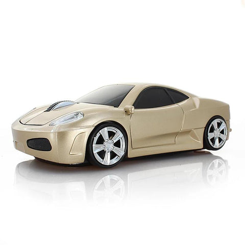 Wireless Car Design Mouse 1600DPI USB Optical Cool 3D Laptop PC Computer Game Mice