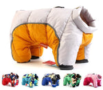 Winter Pet Clothes Warm Jacket Cotton Coat Waterproof Small Dogs