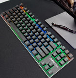 Gaming Mechanical Wired Keyboard