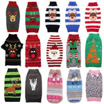 Pet Ugly Xmas Sweater Clothes Winter Christmas