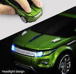 SUV Fashion Sport Car Wireless Mouse