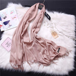 Women Scarf Shawls Cashmere Scarves Hijabs