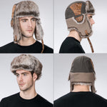 Winter Warm Faux Fur Ear Flap Hat