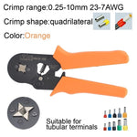 Electrical Crimping Pliers