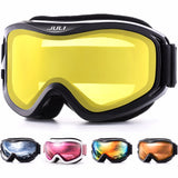 Ski Goggles Winter Snow Sports Anti-Fog Double Lens Mask Glasses Skiing Men Women