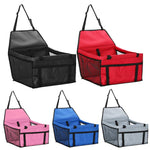Pet Car Safety Seat Cover Waterproof Travel Carrier Bag