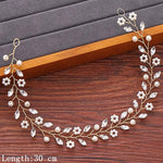 Bridal Wedding Headband Tiara
