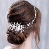 Bridal Flowers Headpiece