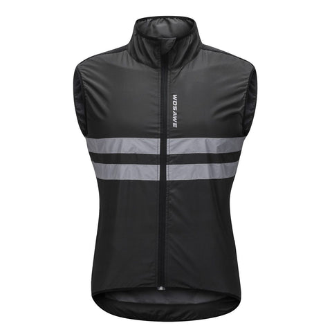 Reflective Cycling Work Vest Safety Gear