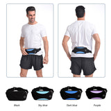 Waterproof Running Waist Bag Fanny Pack